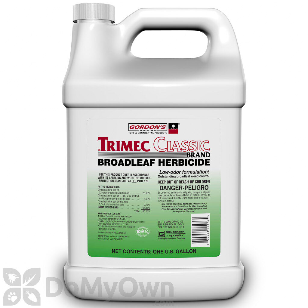 Gordon's Trimec Herbicide